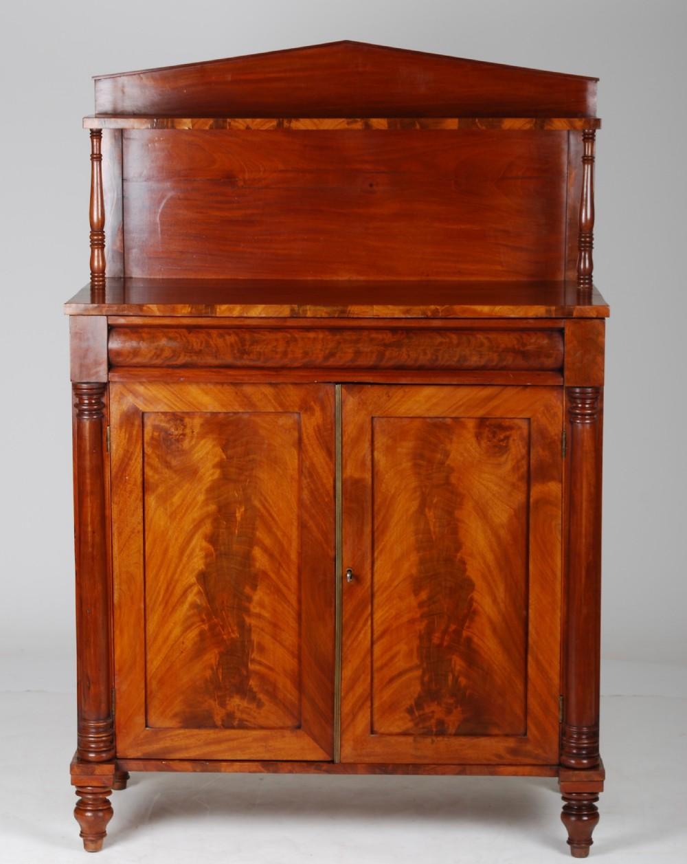 regency chiffonierside cabinet c1825