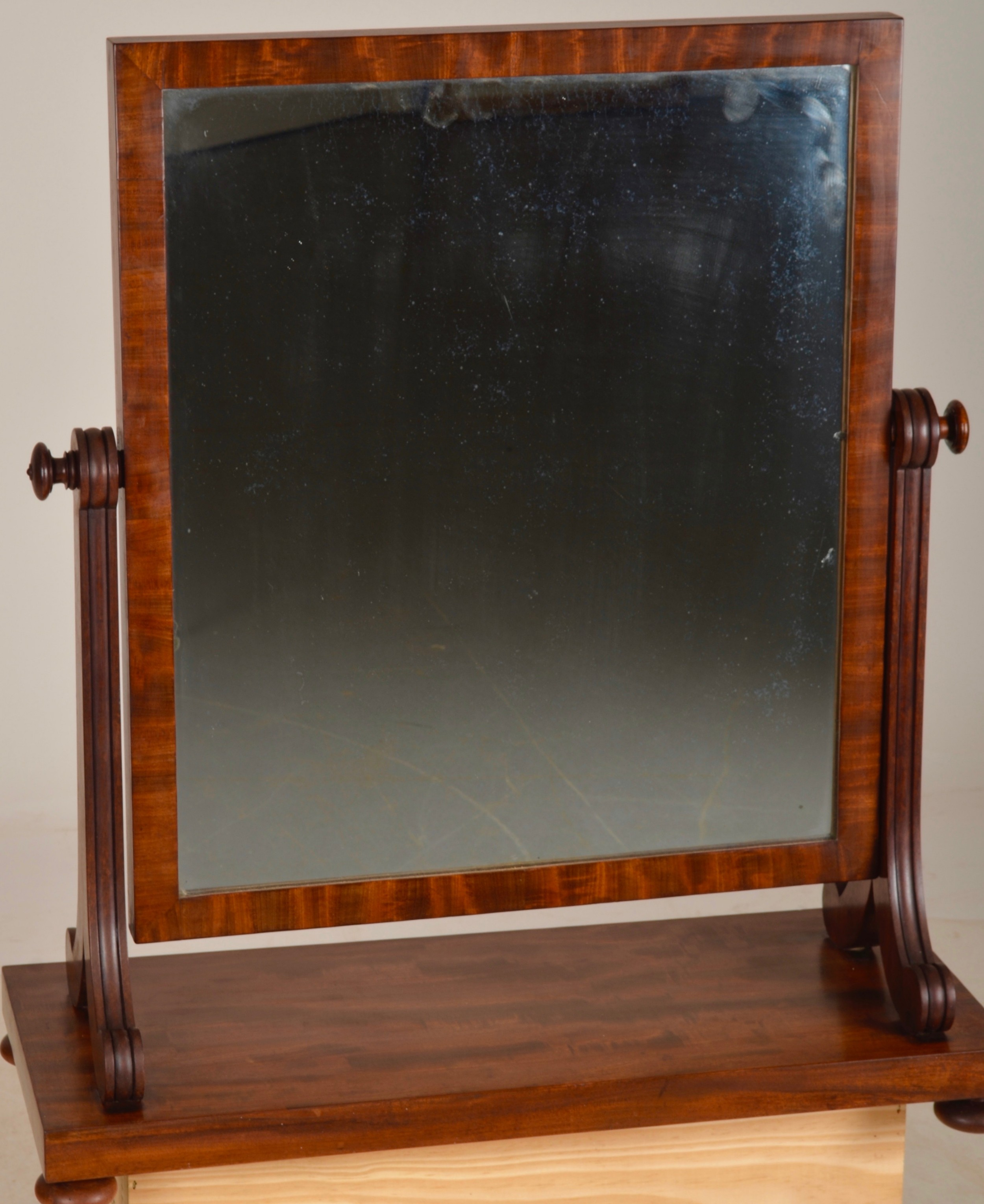 a gillows dressing mirror c1820