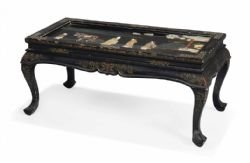 Gary Wright Antiques Ltd · 19TH CENTURY CHINESE COFFEE TABLE