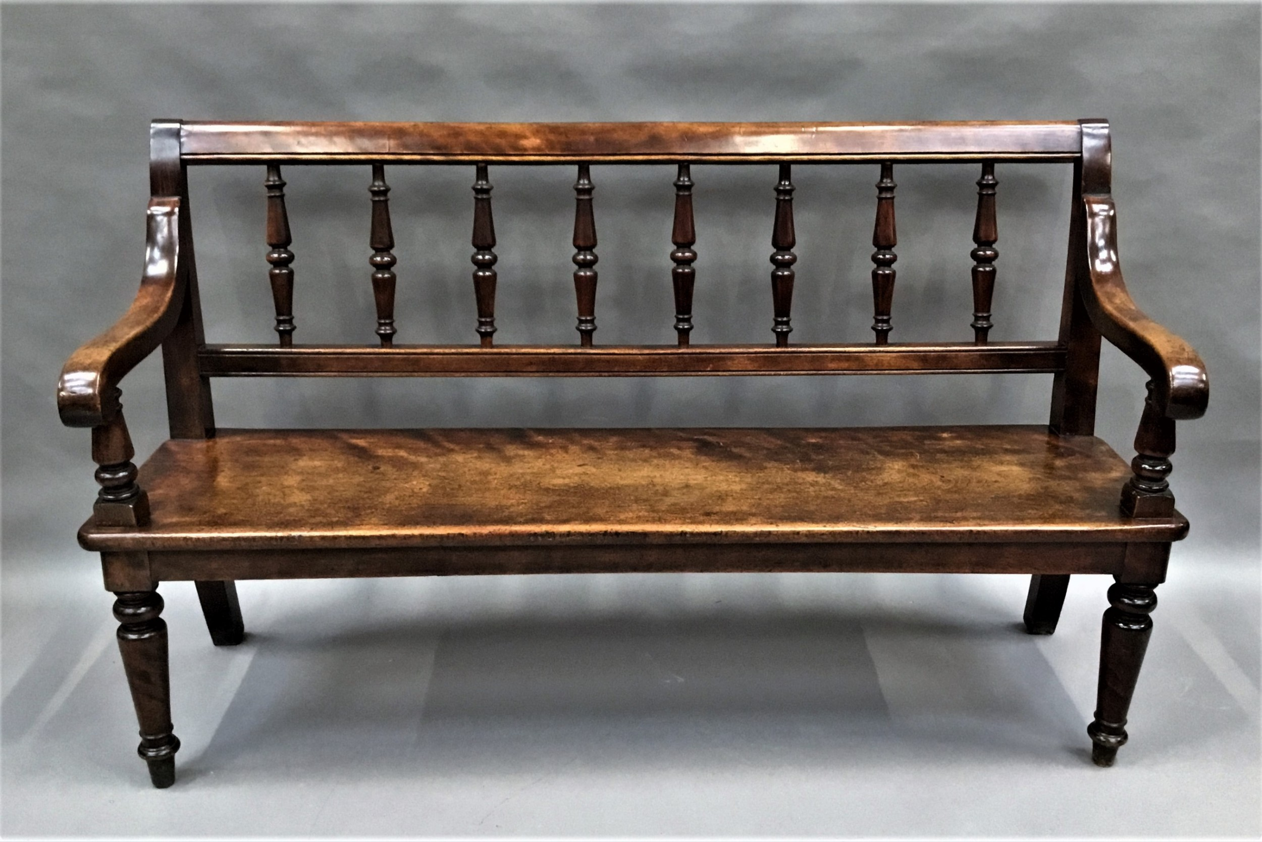george iv hall bench seat