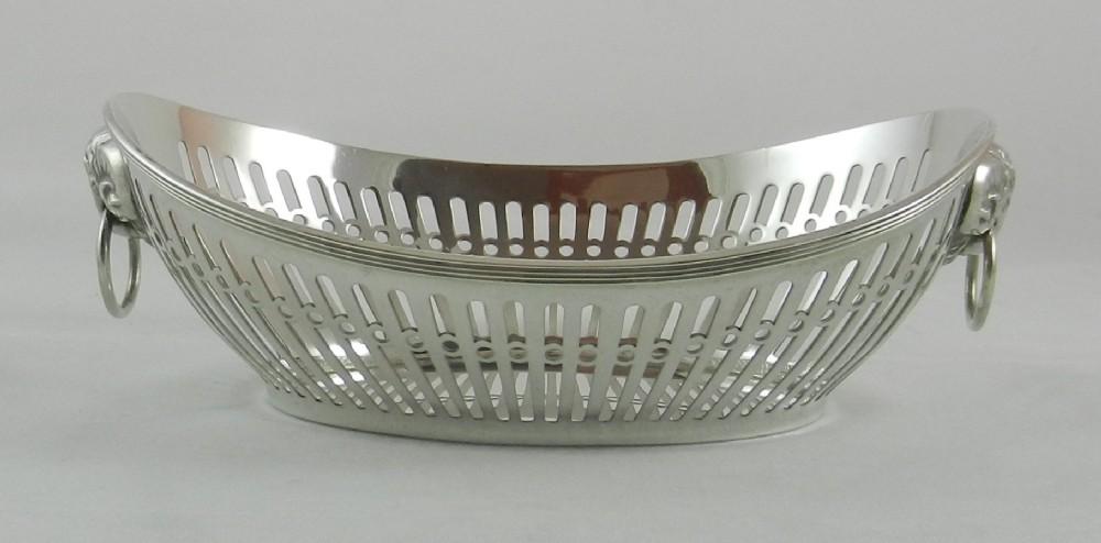 silver sweetmeat dish
