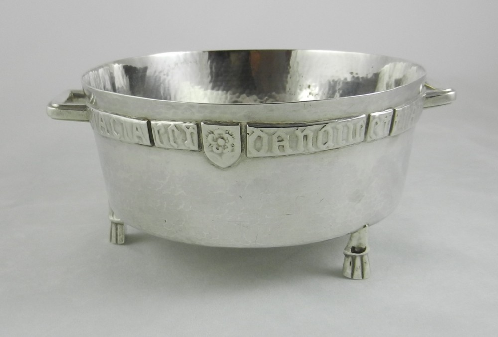 large silver winchester bushel