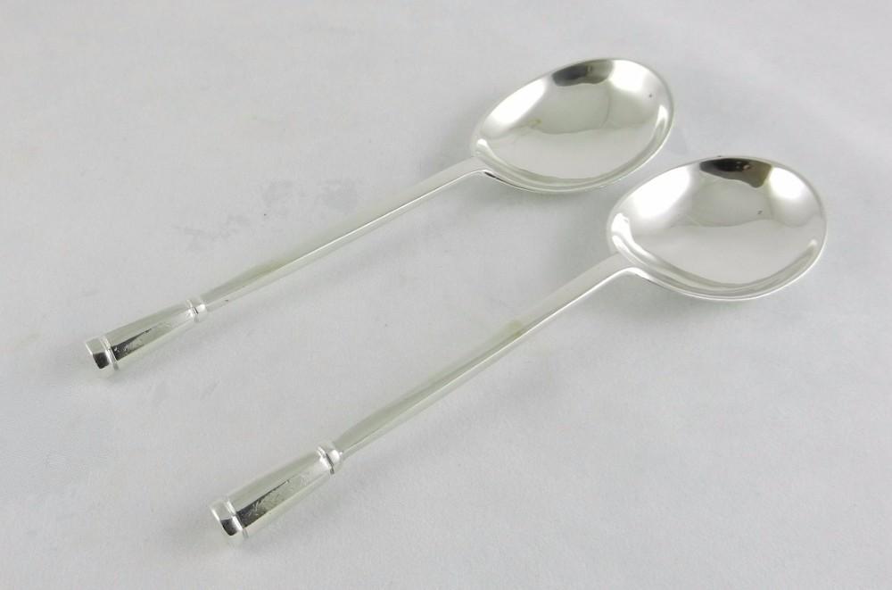 silver golf club spoons