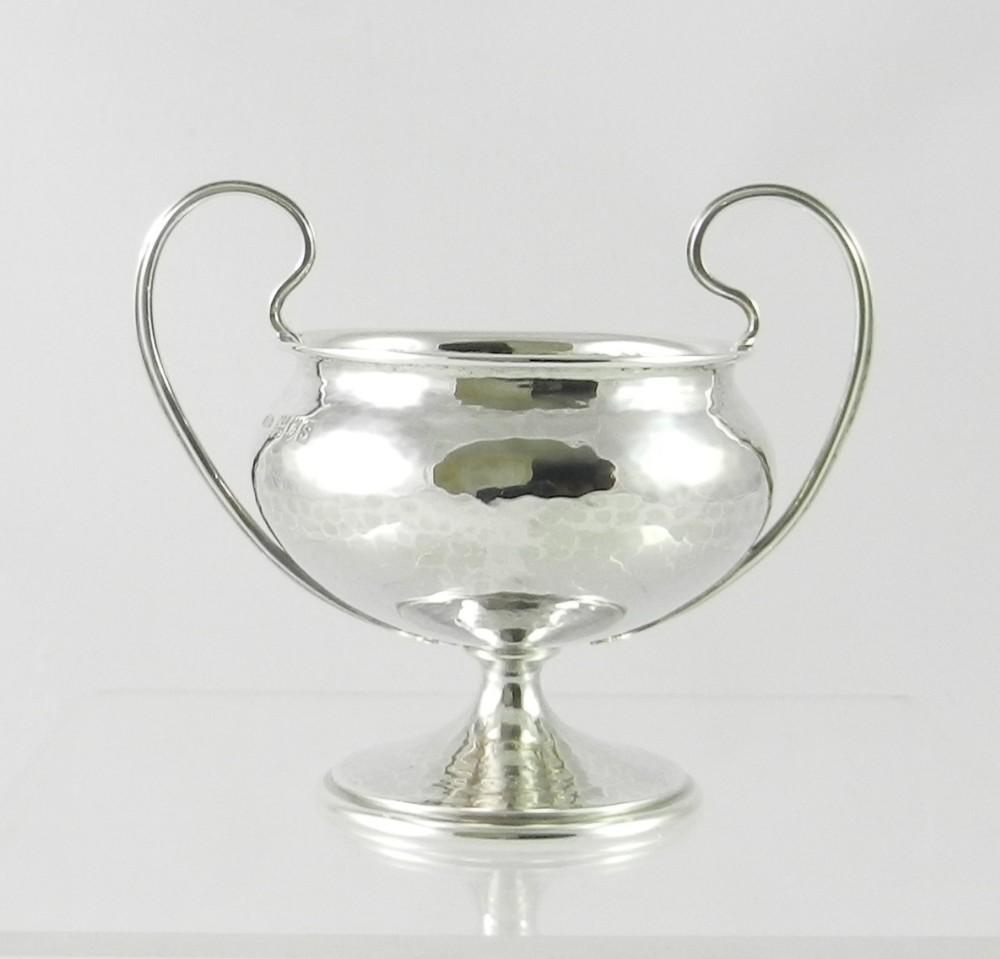 omar ramsden silver bowl