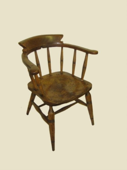 Victorian Captains Chair