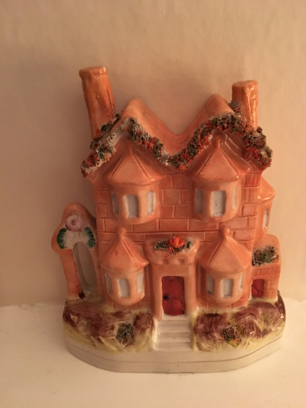 staffordshire flatback country house