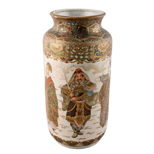 Antique Japanese Vases The Uks Largest Antiques Website