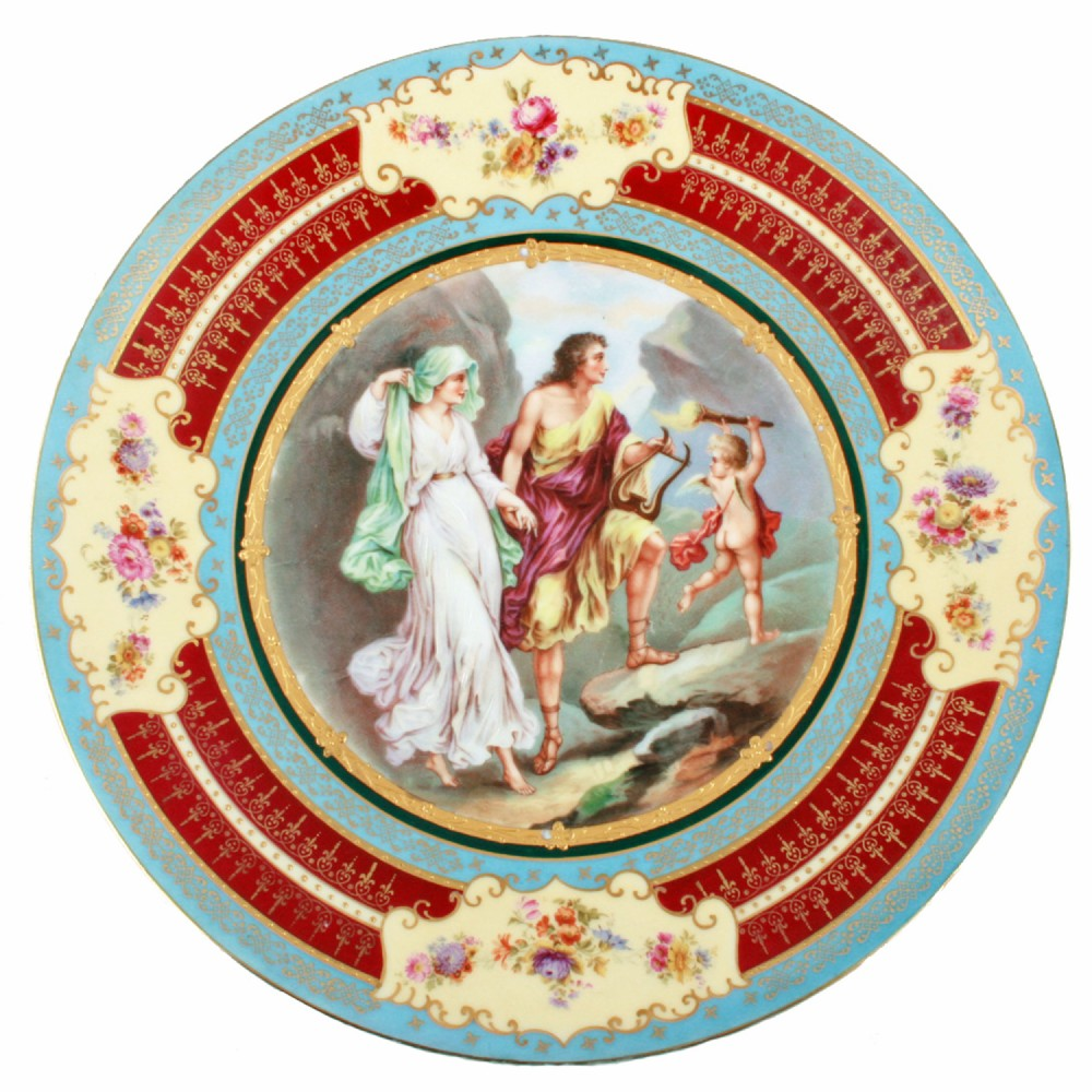 austrian royal vienna plaque