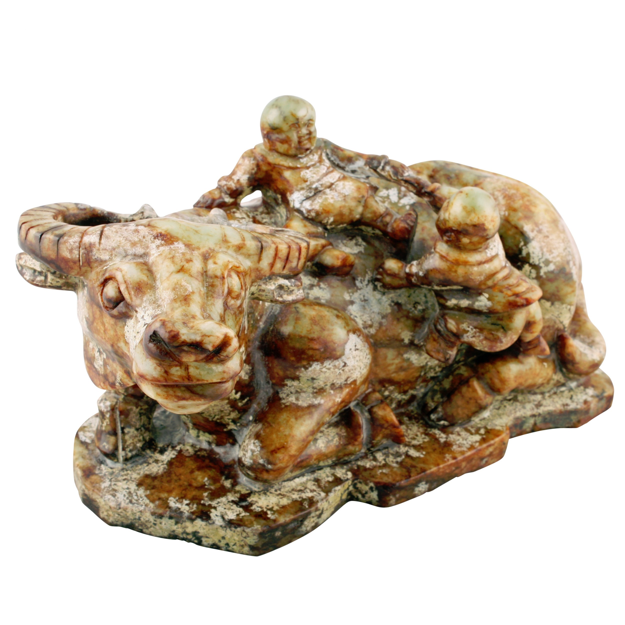 chinese stone water buffalo