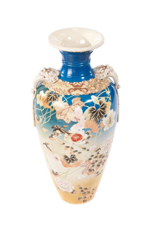 Antique Japanese Vases The Uks Largest Antiques Website