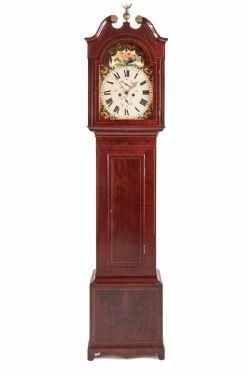 ANTIQUE LONGCASE CLOCKS Welsh Longcase antique Clocks and ...