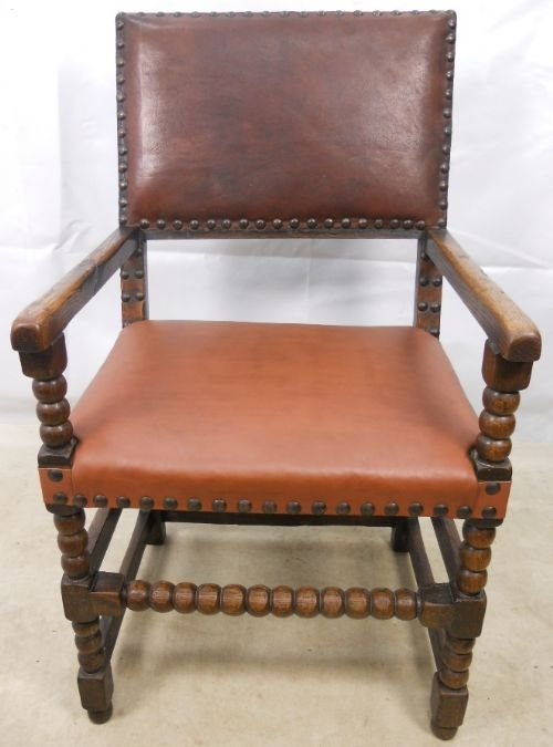 Large throne type armchair  sellingantiques