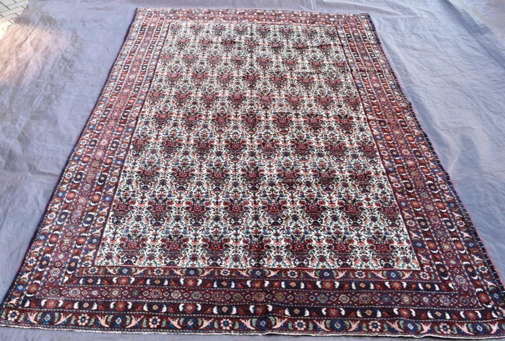 old abedeh carpet