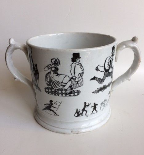 elsmore and foster staffordshire loving cup
