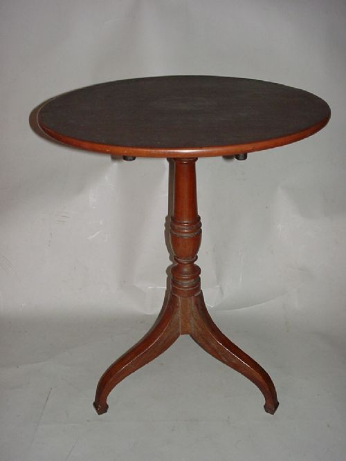 george iii period occasional wine table