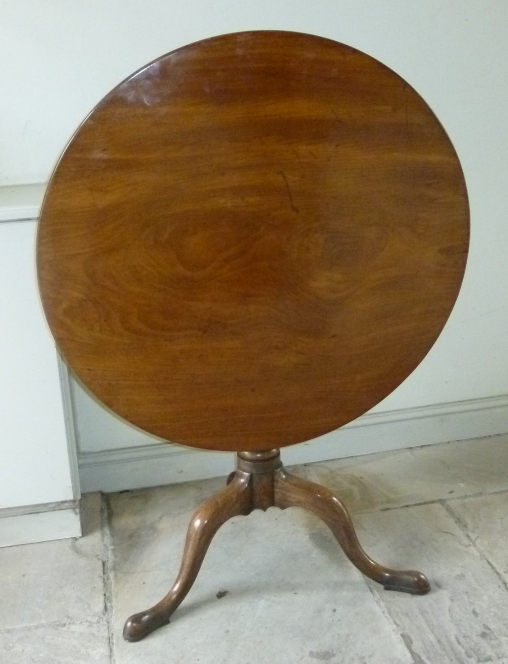 george iii period tilt top table
