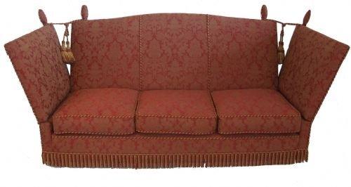 Etonnant Large Antique Knole Sofa