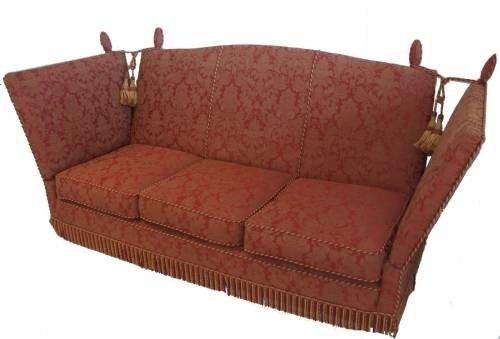 Large Antique Knole Sofa 21999