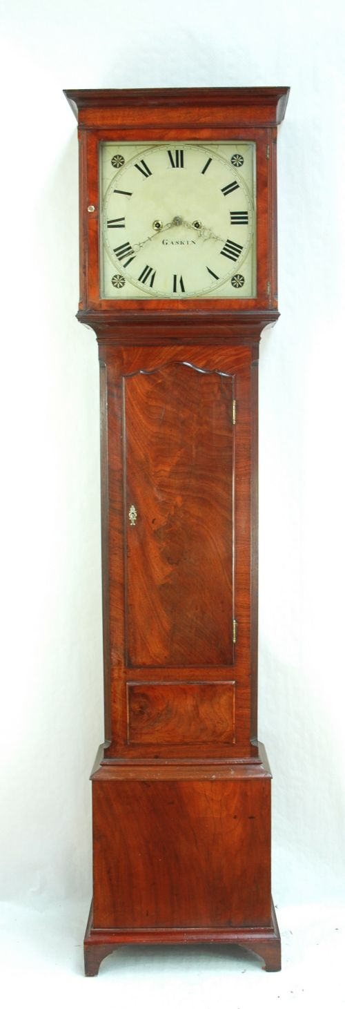 irish long case clock