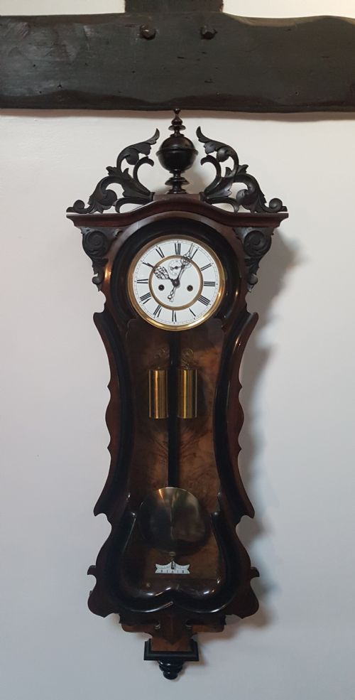Antique Wall Clocks The Uks Largest Antiques Website