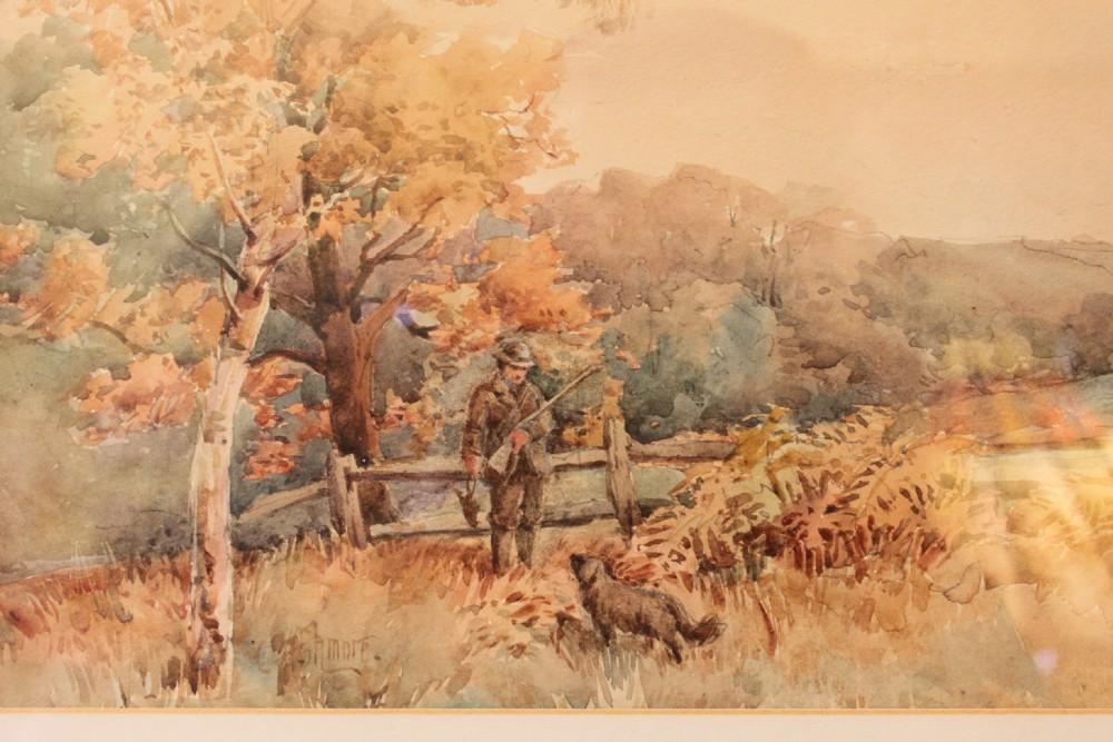 charles ashmore watercolour