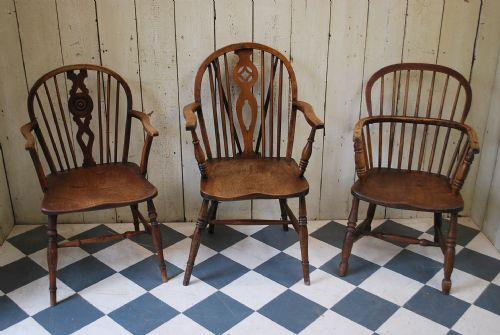 Antique Kitchen Chairs - Antique Kitchen Chairs - The UK's Largest Antiques Website