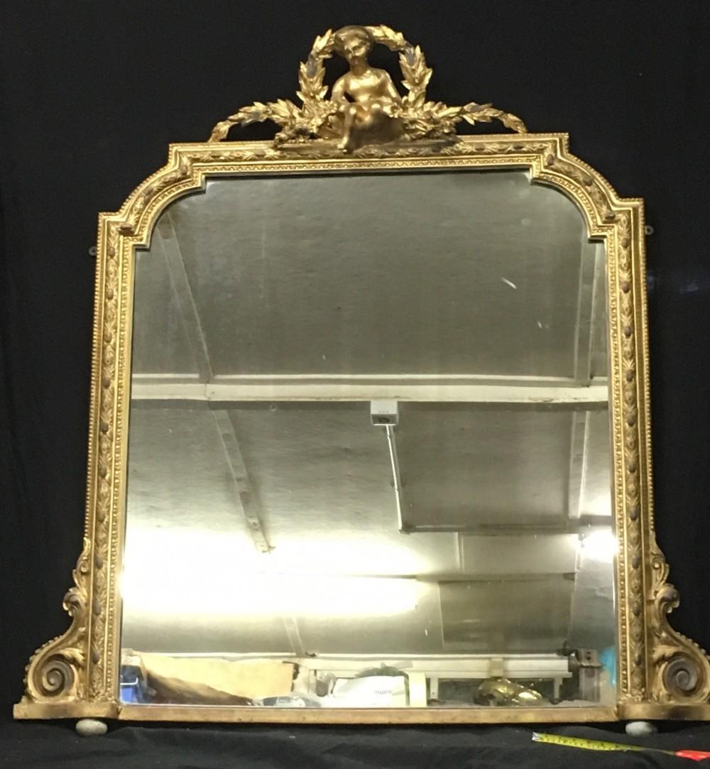 c19th mirror