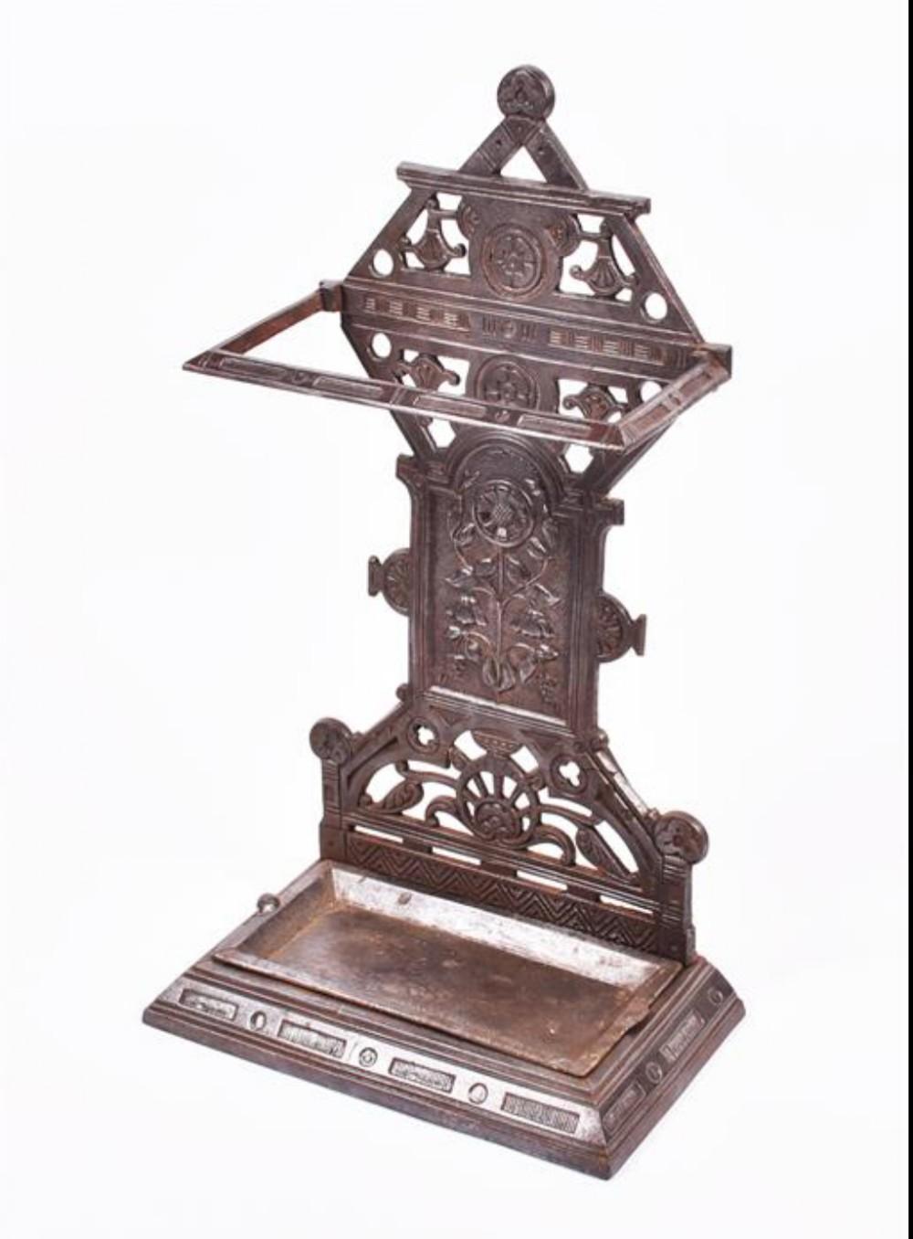 thomas jekyll 18271881 cast iron umbrella stand