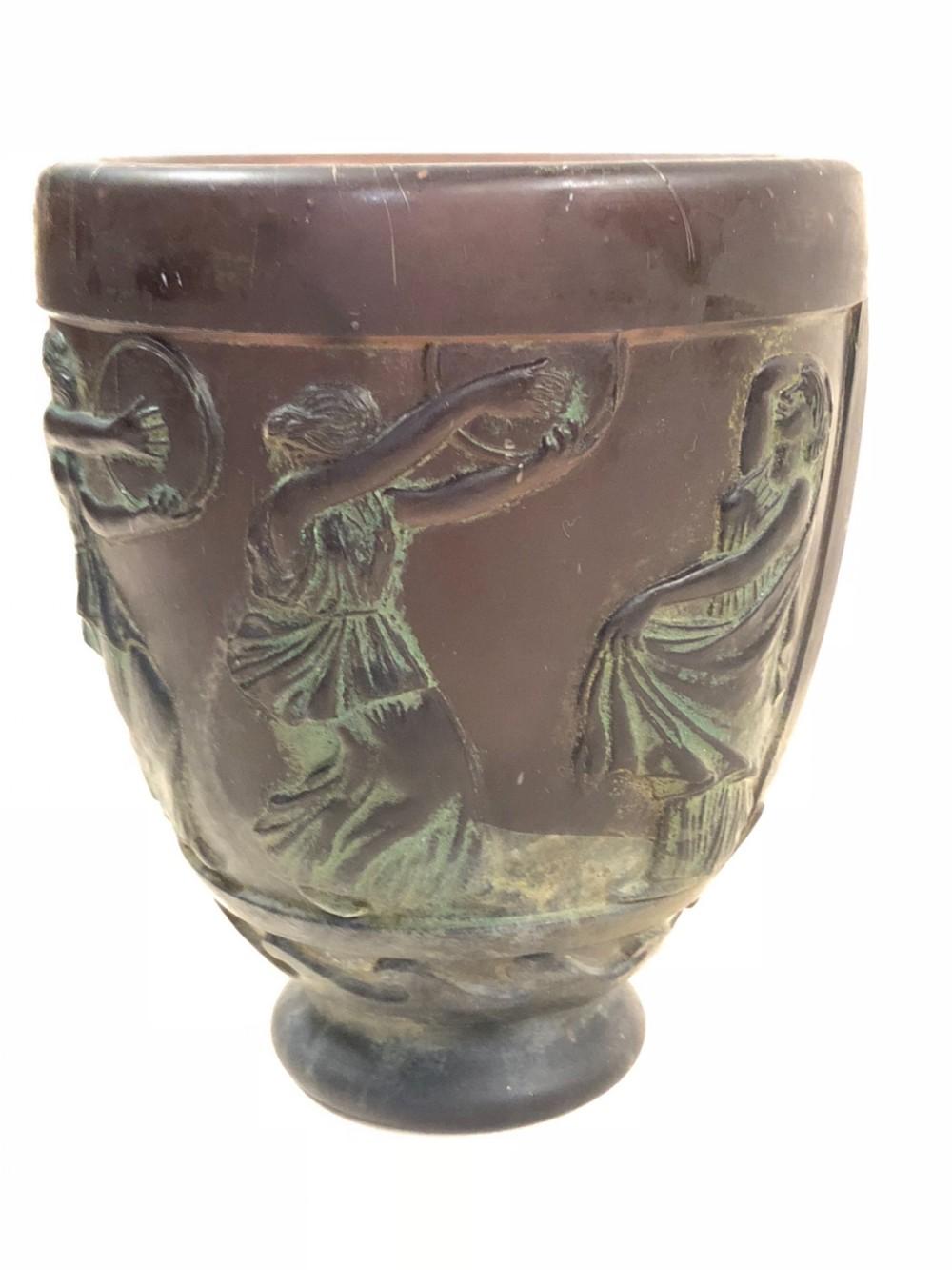georges de feure art nouveau glass vase c1915