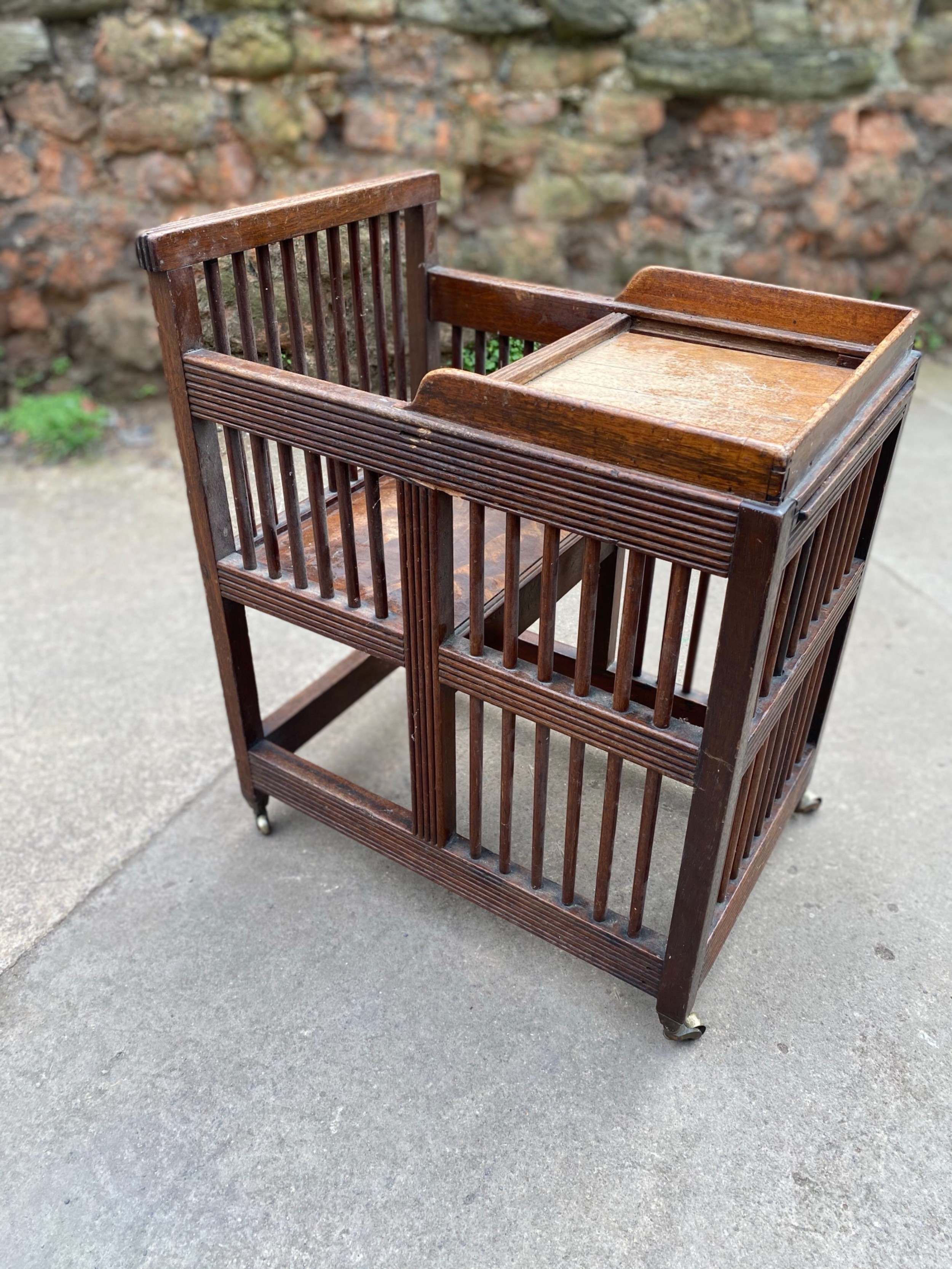 regency childs chair and table