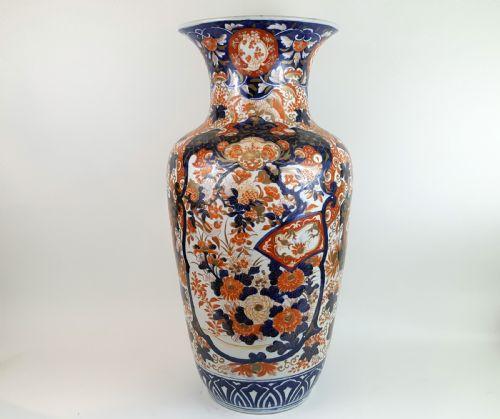Antique Imari Vases The Uks Largest Antiques Website
