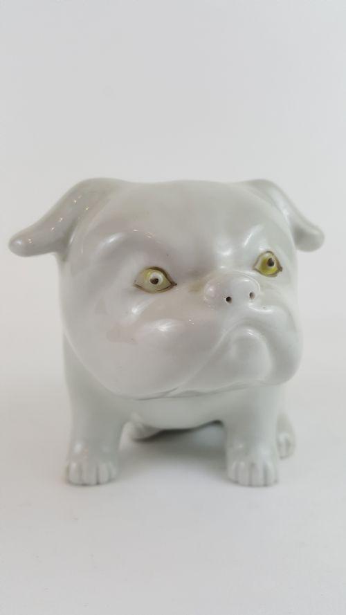 Pottery, Porcelain & Glass Disciplined Vintage Japanese Chinese Imari Pig Figurine Pottery
