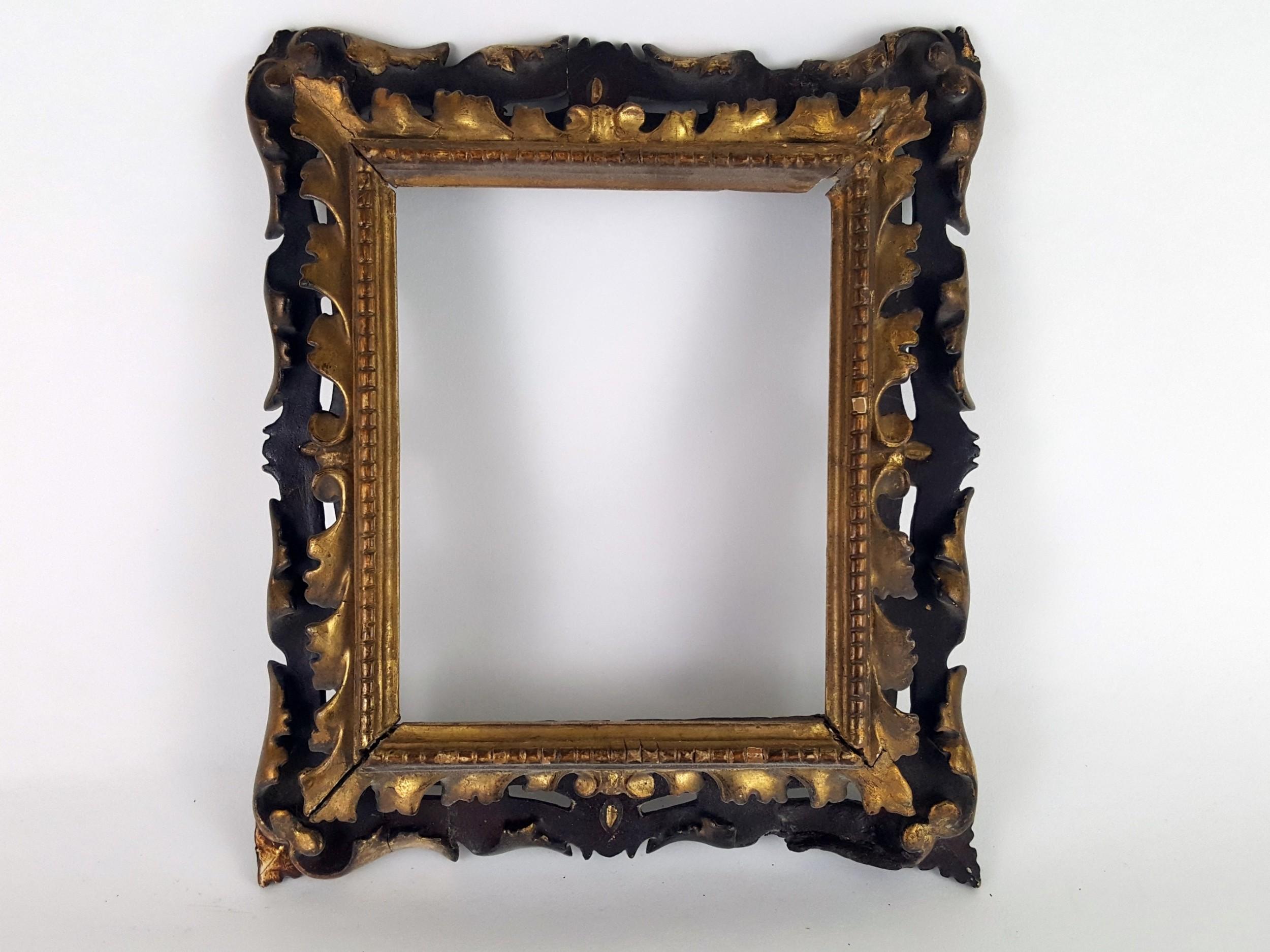 18th century venetian italian frame
