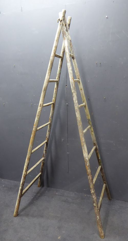 Antique Ladders The Uk S Largest Antiques Website