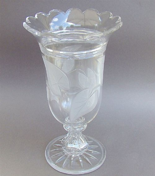 Antique Celery Vases The Uks Largest Antiques Website