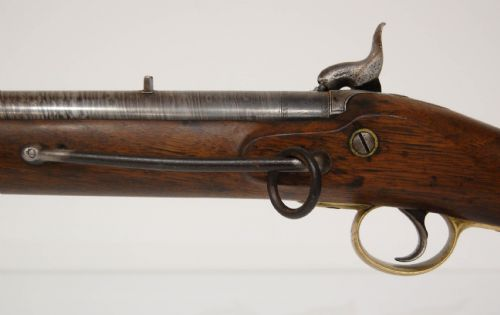 Crimean War Period Beckwith Cavalry Carbine Owned By Captain Forster