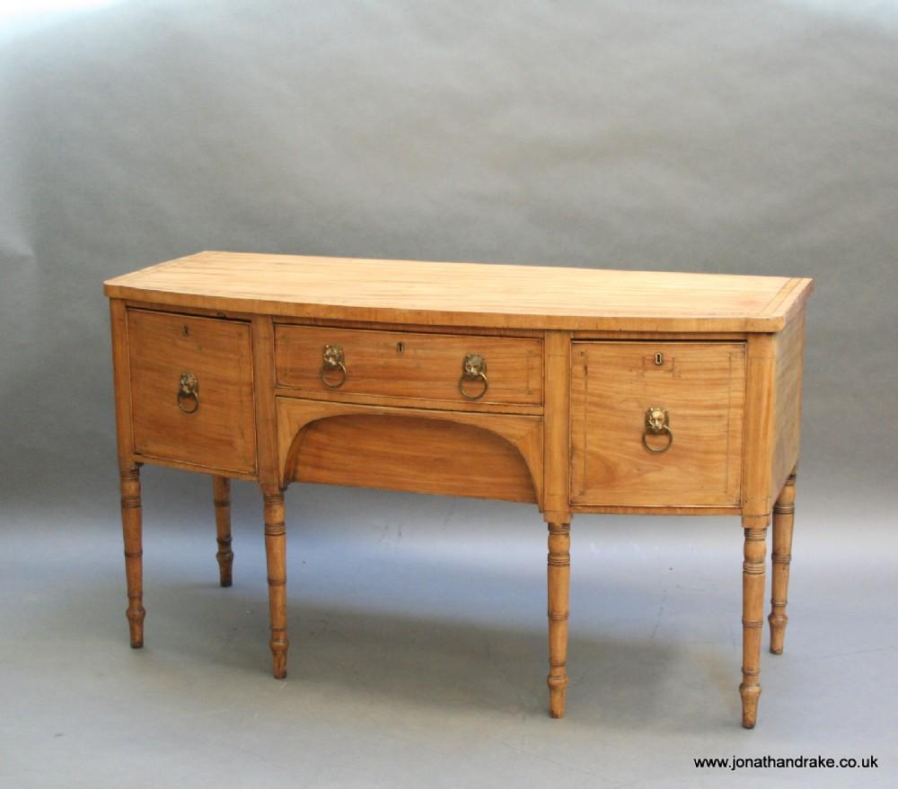 george 111 mahogany sideboard