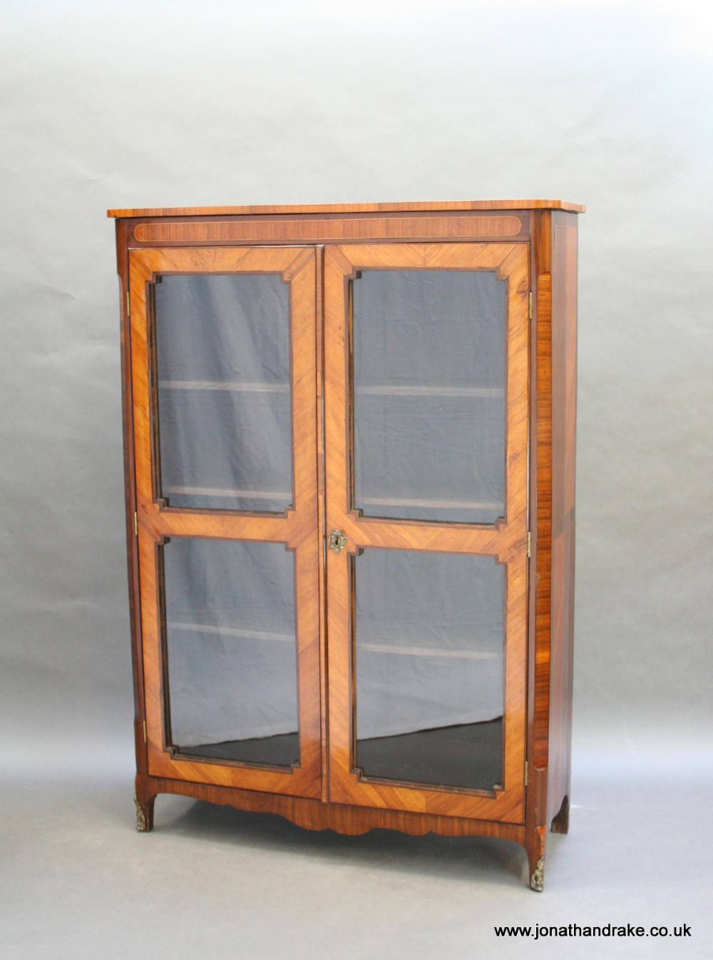 c19th french bibliotheque bookcase