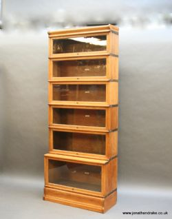 Stacking Sectional Bookcase Attributed To Gunn 398955 Sellingantiques Co Uk