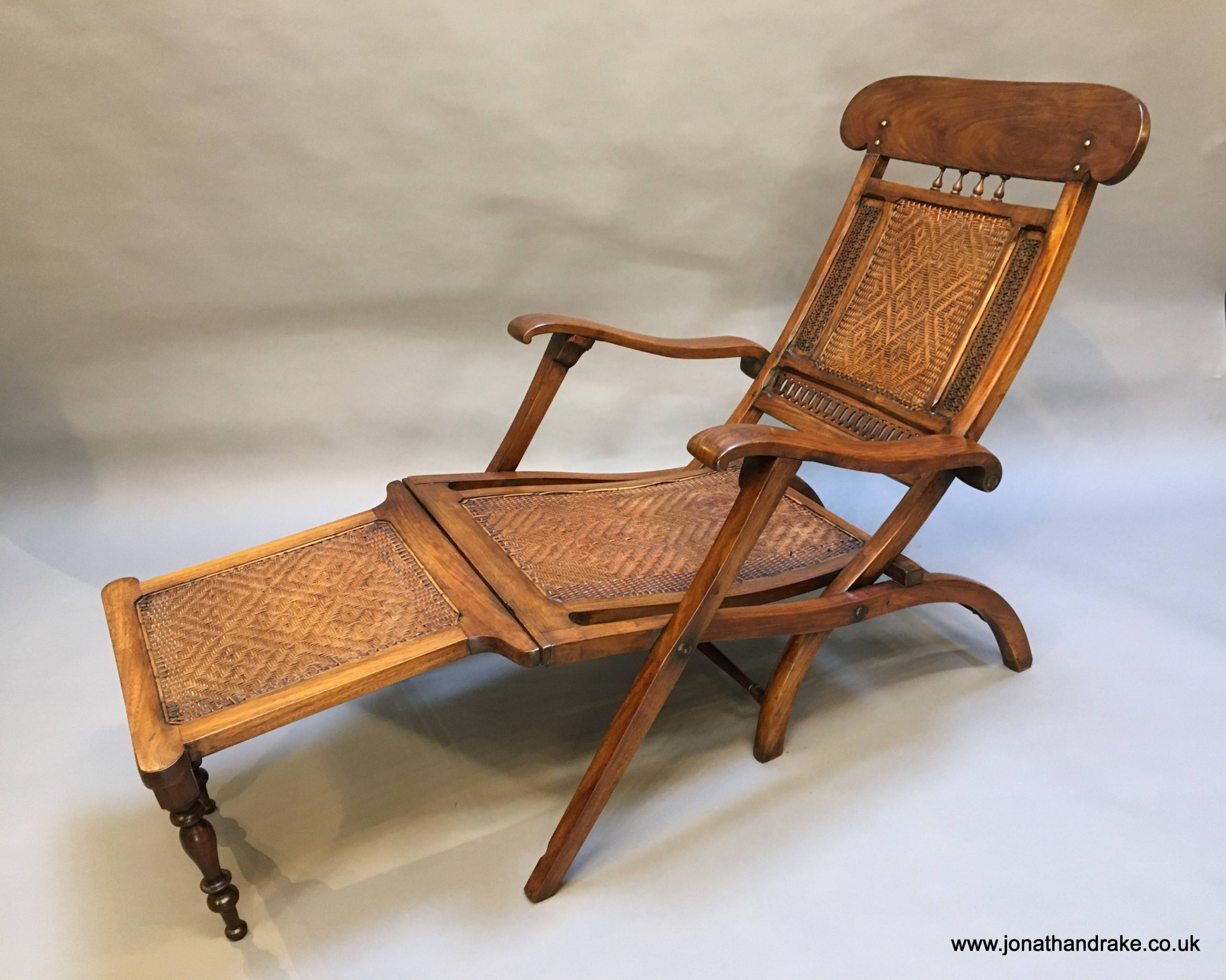 anglocolonial steamer chair