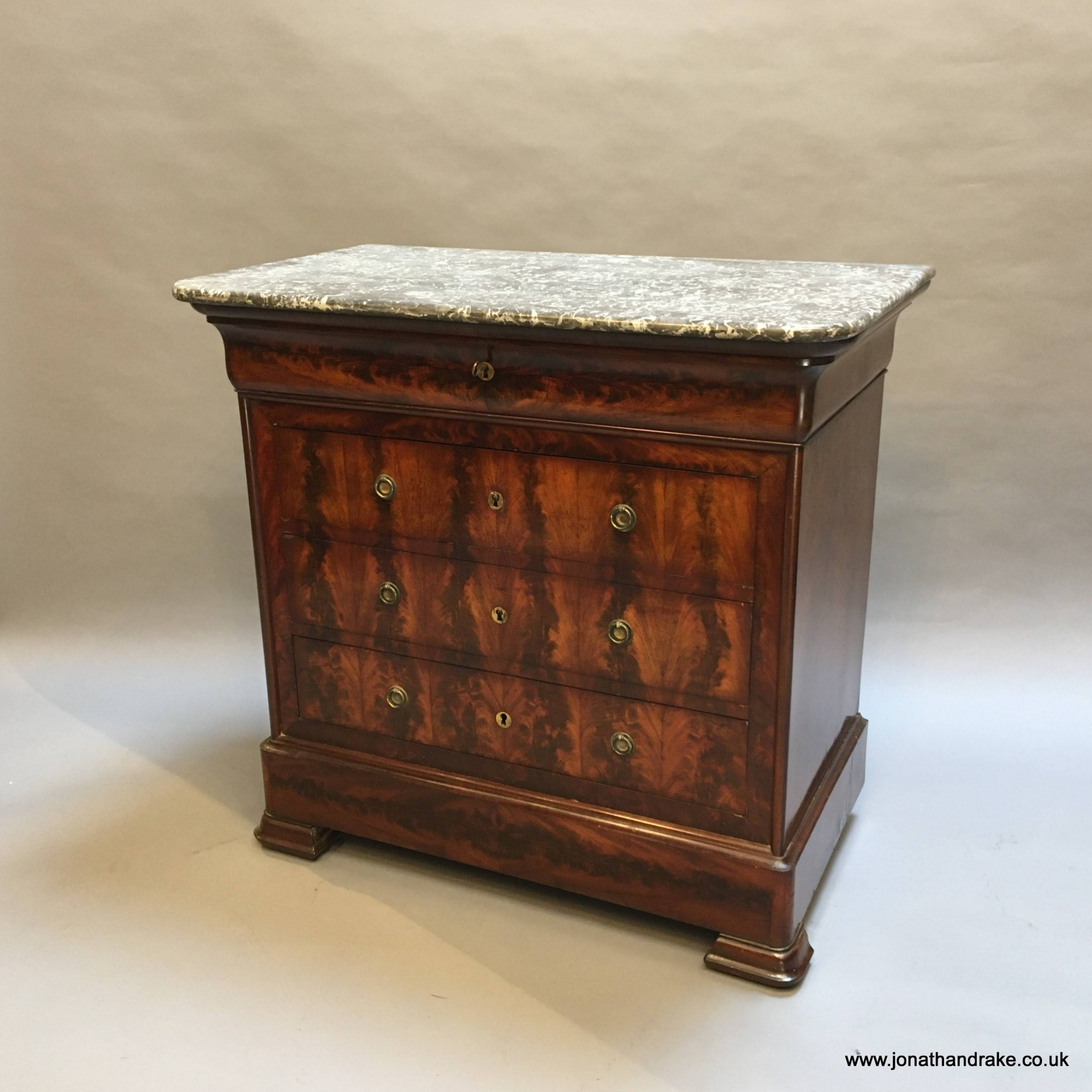 c19th french commode chest