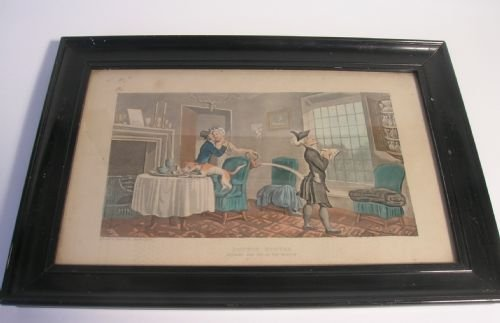 four dr syntax prints after rowlandson - photo angle #2