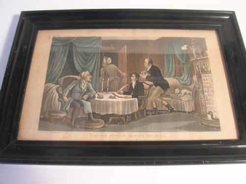 four dr syntax prints after rowlandson - photo angle #4