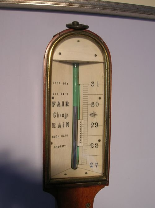 ships stick barometer - photo angle #2