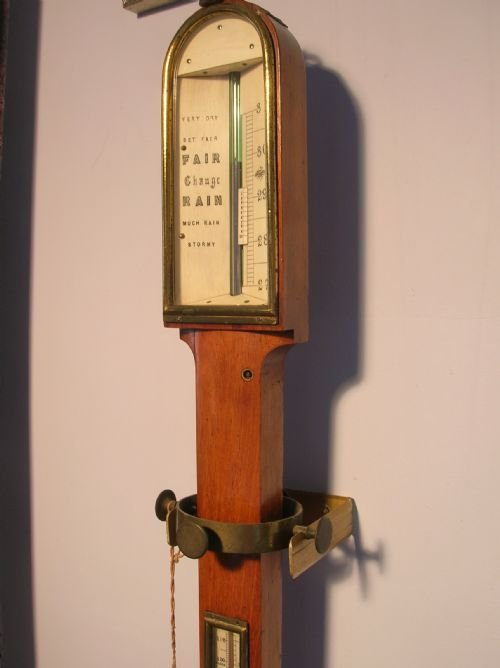 ships stick barometer - photo angle #3