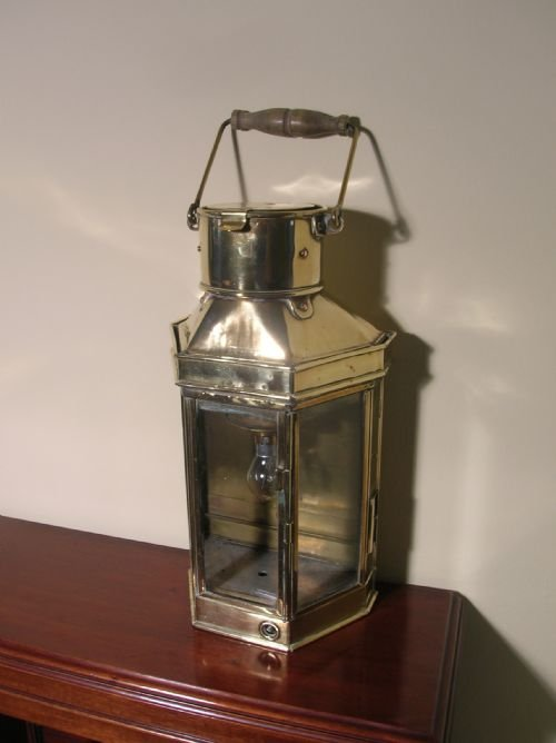 Lighting at AJD Antiques - Stock