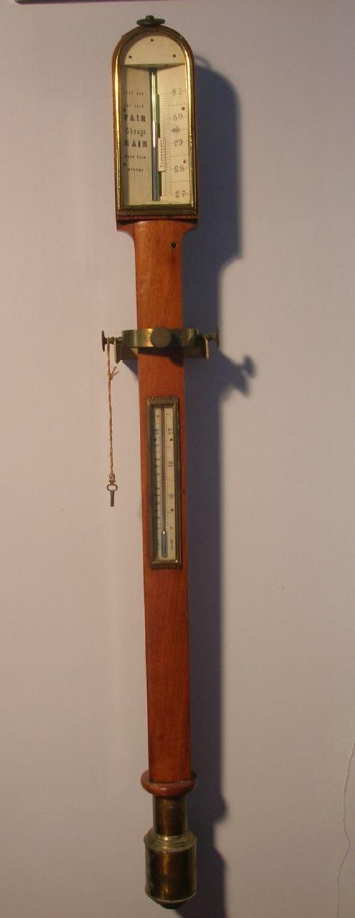ships stick barometer