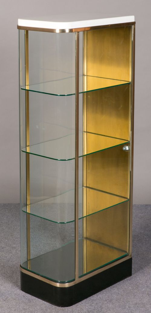 Unusual Art Deco Display Cabinet | 254544 | Sellingantiques.co.uk