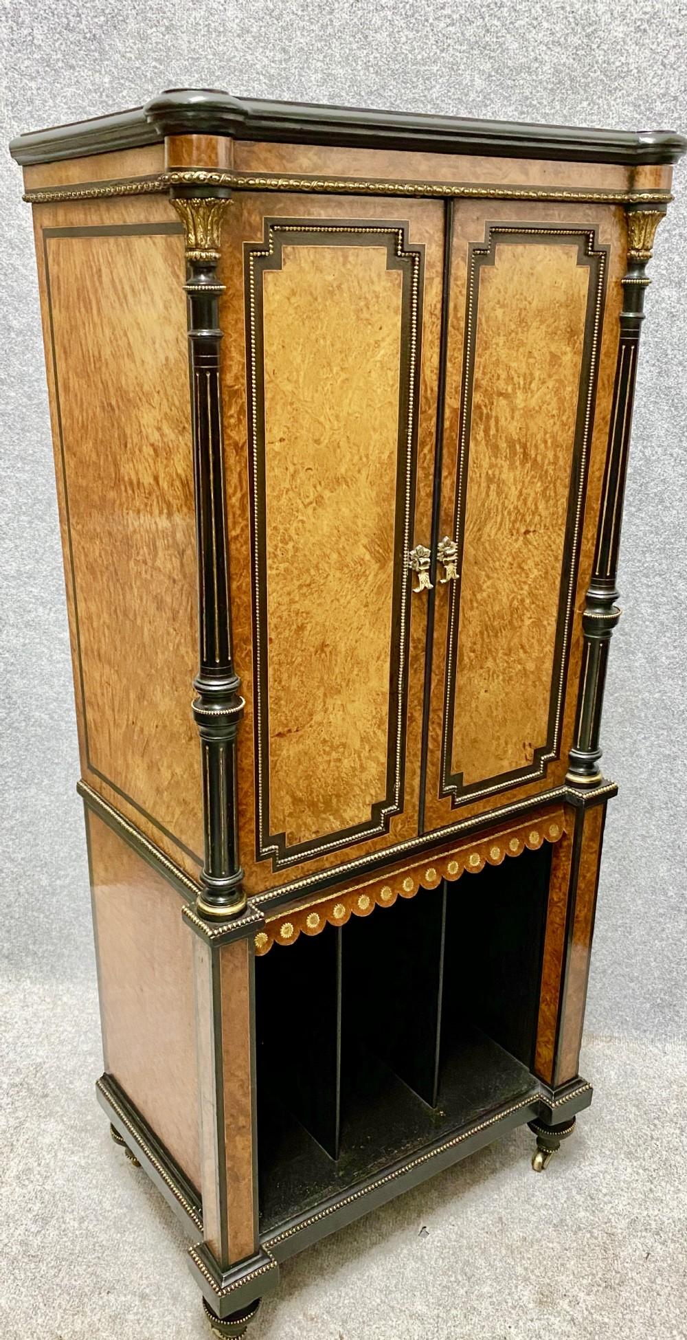 fine quality folio cabinet
