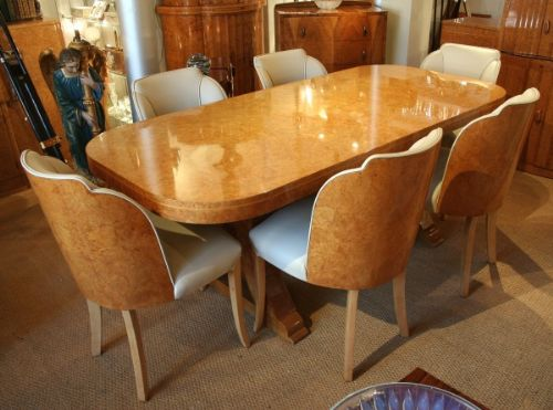 art deco dining furniture uk. art deco dining table and chairs furniture uk